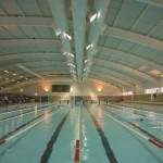 Olympic Swimming Pool, University of Bath